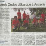 """""""Loire's Ondes débarque à Ancenis"""" - 31 juillet 2021"""